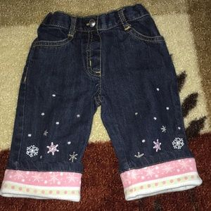 Gymboree Baby Girl Jeans